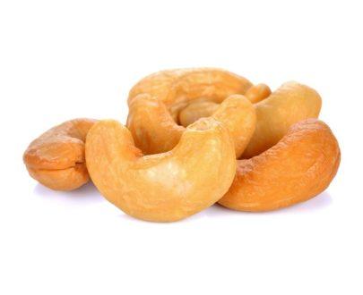cashewnoten ongezouten